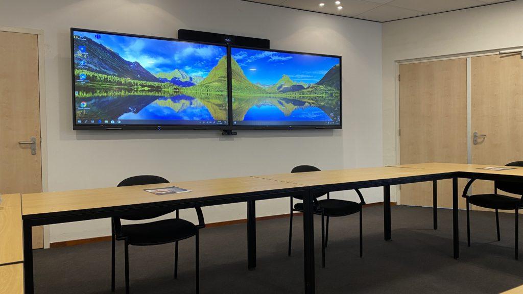LG duo touchscreen - hcs interactief